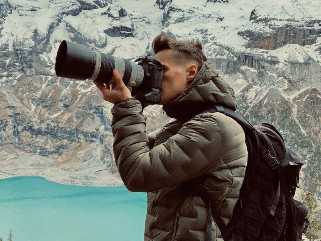 Jonas Schäfer_Tierfotograf_Landschaftsfotograf_Fotografie_Wandbilder_ Bilder_Fine_Art_Online_Kaufen_Steinbock_Steinböcke_Gämse_Schweiz_Berner_Oberland_